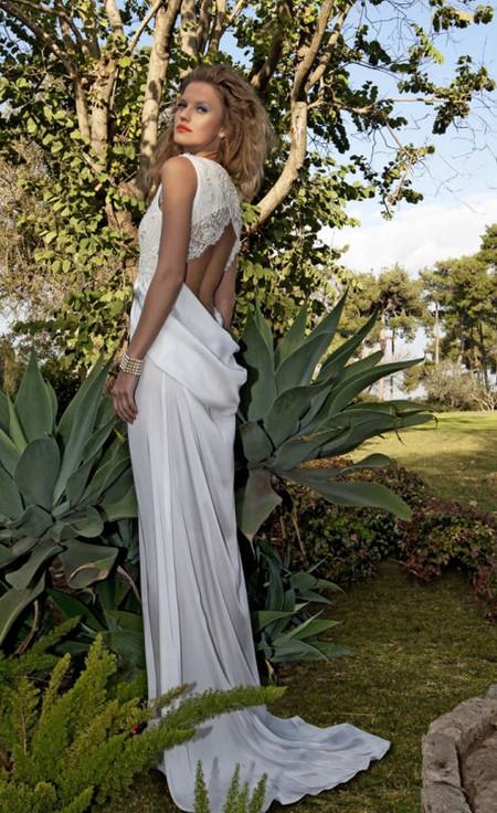 Свадебный сезон 2012: свежая кутюрная коллекция Дани Мизрахи — фото 6