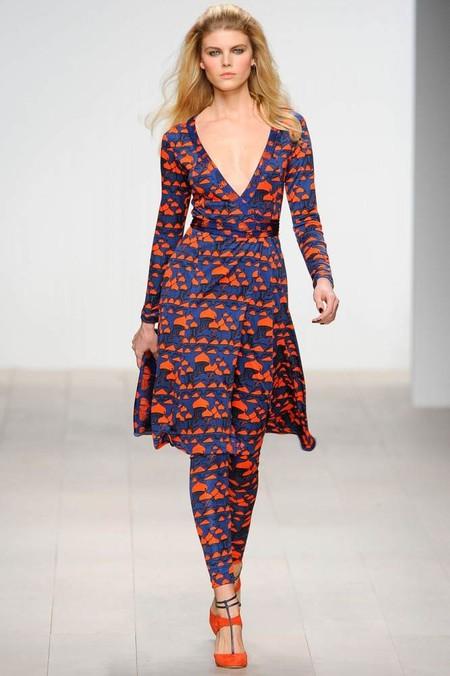 Больше! Больше яркости и цвета: модные принты зимы 2012-2013 — фото 10