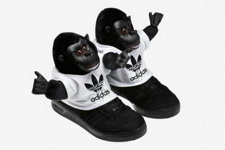 Сникеры с гориллой
