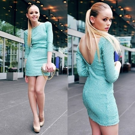 Kristina Bazan — фешн-блоггер из Швейцарии