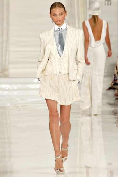 Коротко о брюках: шорты. Самые трендовые модели лета 2012 — фото 20