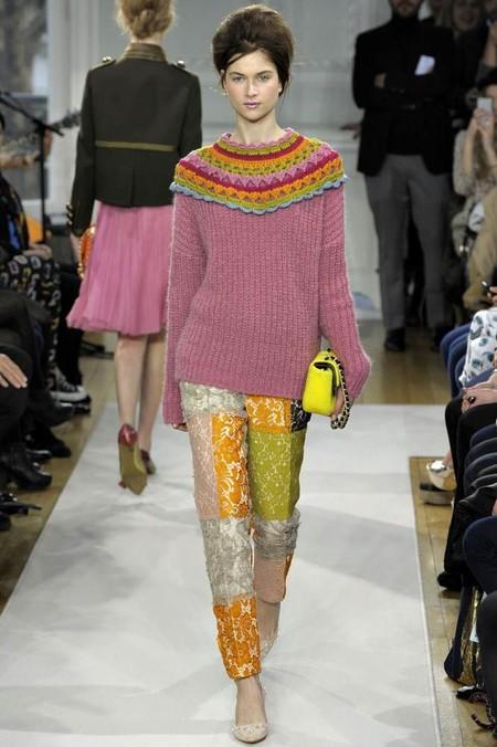 Женские свитера 2013: кокой выбрать и с чем носить? — фото 5