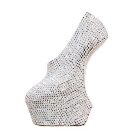 А нужен ли каблук? Необычная обувь становится настоящим трендом. — фото 4