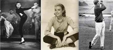 Поклонники лоферов: Одри Хепберн, Грейс Келли, Джон Кеннеди