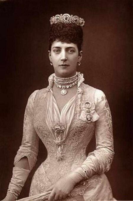 Принцесса Александра, 1889 г.