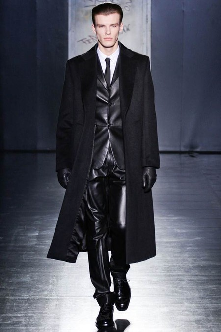 Модная зима 2013: тренды мужской моды — фото 15