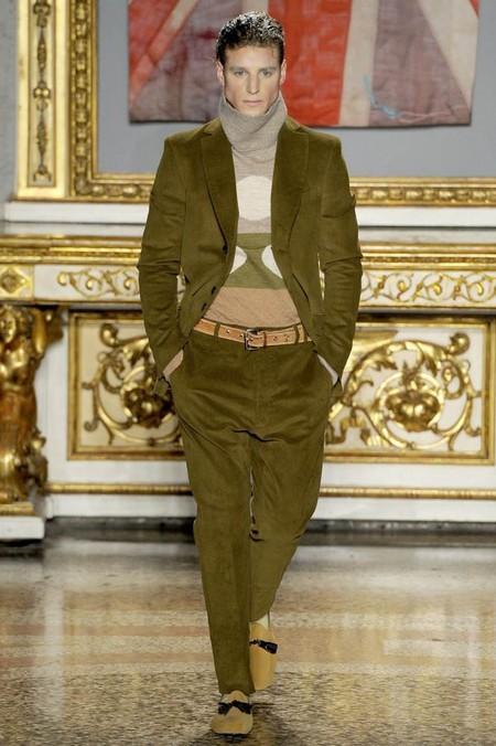 Модная зима 2013: тренды мужской моды — фото 29