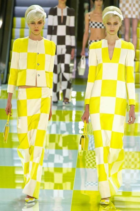 Партия в шахматы: весенне-летняя коллекция Louis Vuitton — фото 4
