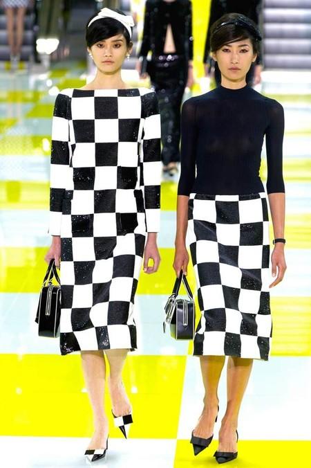 Партия в шахматы: весенне-летняя коллекция Louis Vuitton — фото 2