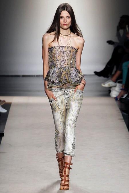 Джинсовая мода 2013 — фото 52