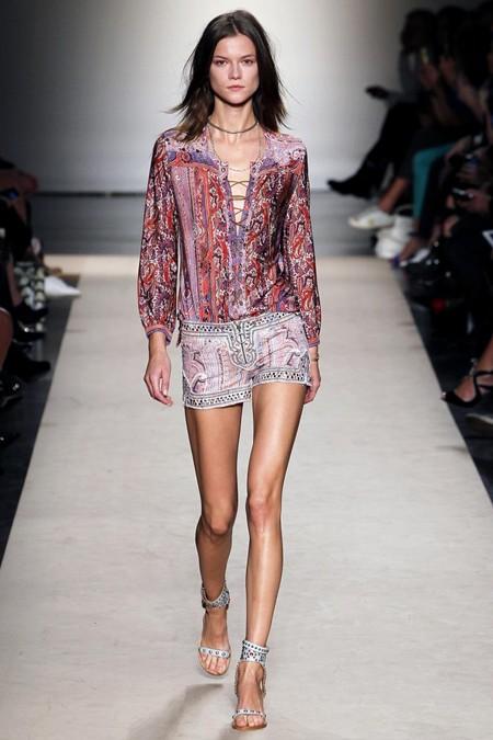 Модная экзотика: этнический стиль в одежде — фото 33