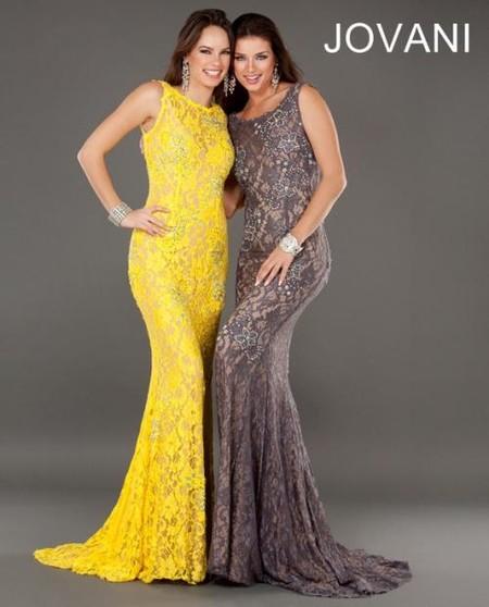 Коллекция платьев Jovani 2013 для самых торжественных событий — фото 37