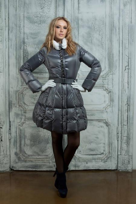 Стеганые пальто, пуховики ODRI