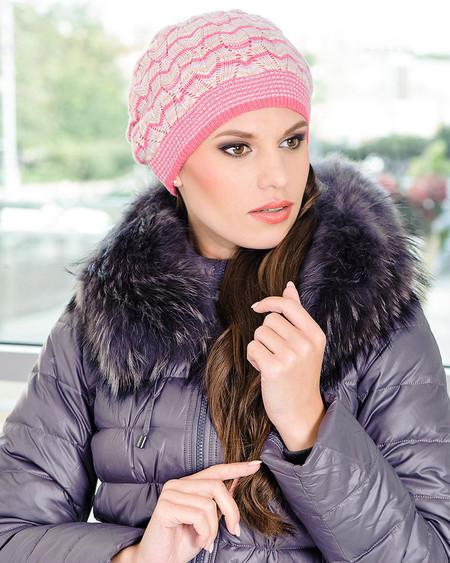 Стильные вязаные шапочки от Éffré: коллекция осень-зима 2012-2013 — фото 16