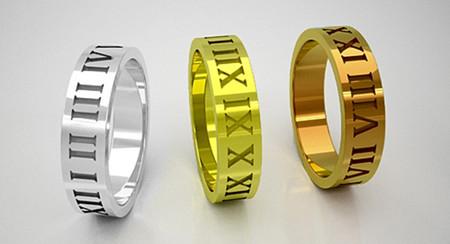 Окольцованные любовью: модные обручальные кольца 2013 — фото 3