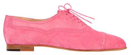 Обувь английских модников и модниц - стильные оксфорды — фото 9