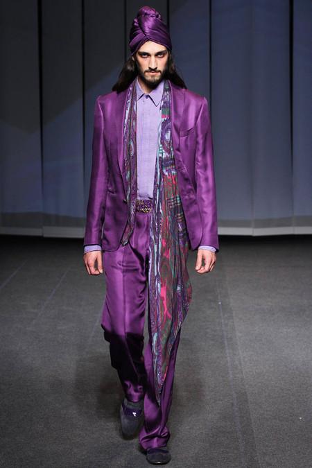 Мужские костюмы 2013: много, очень много яркости и цвета)) — фото 17