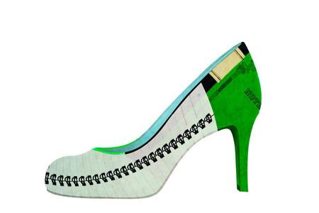 Оригинальные фантазийные туфельки от Йорико Юды — фото 18