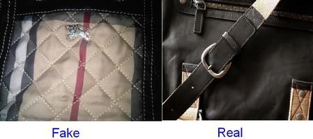 Полный бренд: как отличить настоящий Burberry от подделки — фото 12