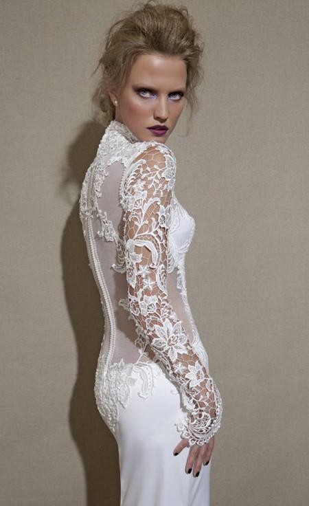 Свадебный сезон 2012: свежая кутюрная коллекция Дани Мизрахи — фото 4