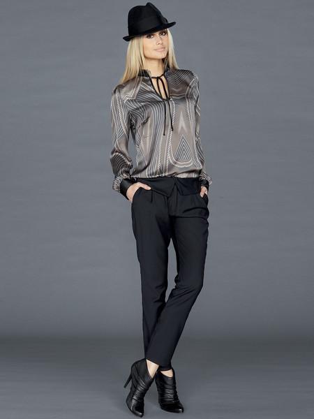 Элегантные брюки Apart в стиле карго