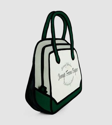 Мультяшные или настоящие? Необычные сумки JumpFromPaper. — фото 12