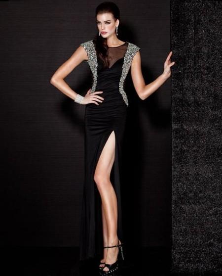 Коллекция платьев Jovani 2013 для самых торжественных событий — фото 32