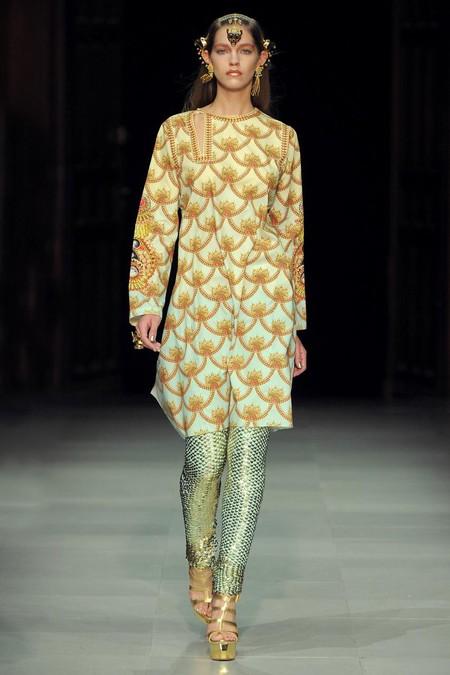 Модная экзотика: этнический стиль в одежде — фото 41
