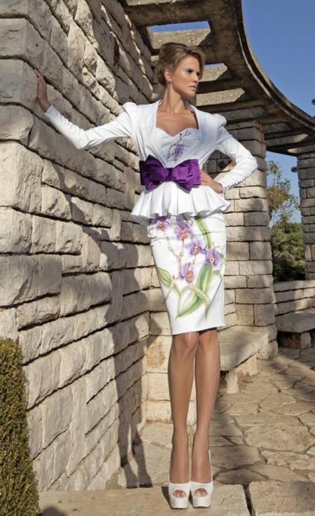 Свадебный сезон 2012: свежая кутюрная коллекция Дани Мизрахи — фото 11
