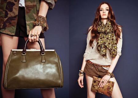Parfois осень-зима 2012-2013: каталог стильных аксессуаров — фото 19