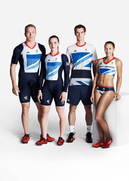 Олимпийская форма от Стеллы Маккартни