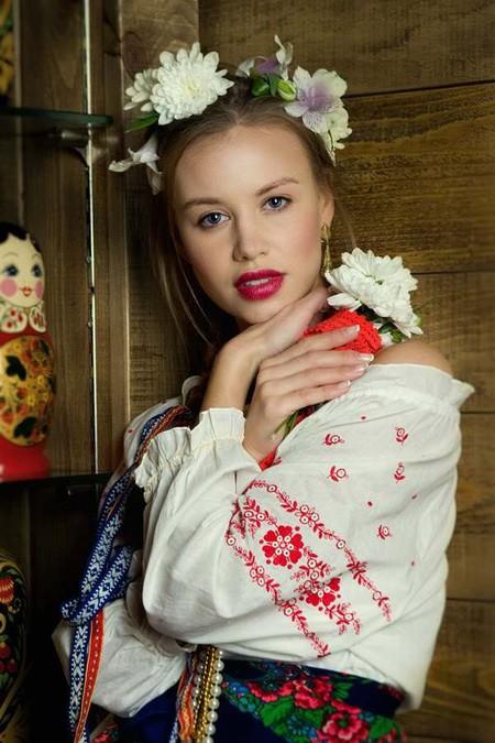 Славянские мотивы тоже могут иметь отношение к этно-стилю