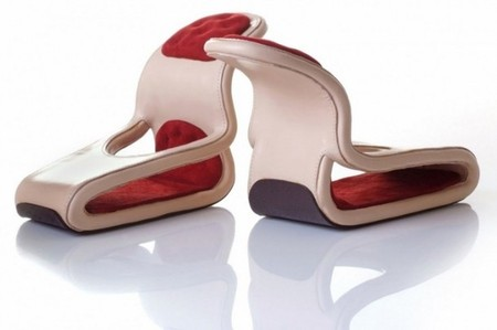 Туфли-кресла