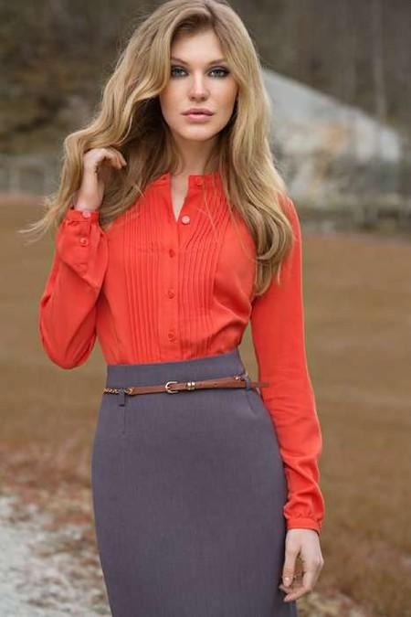 Коллекция Sela осень-зима 2012-2013: одежда на все случаи жизни — фото 25