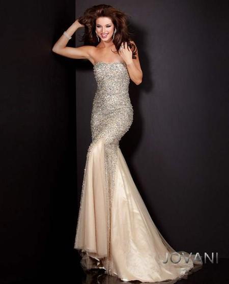 Коллекция платьев Jovani 2013 для самых торжественных событий — фото 36