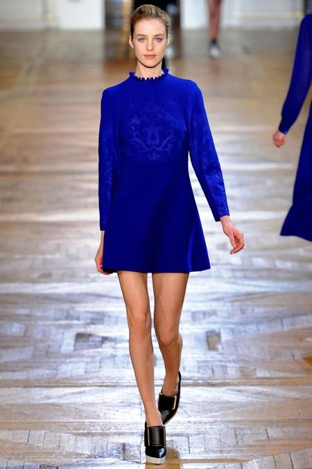 Цветовая палитра осени 2012: мода на благородные тона — фото 21