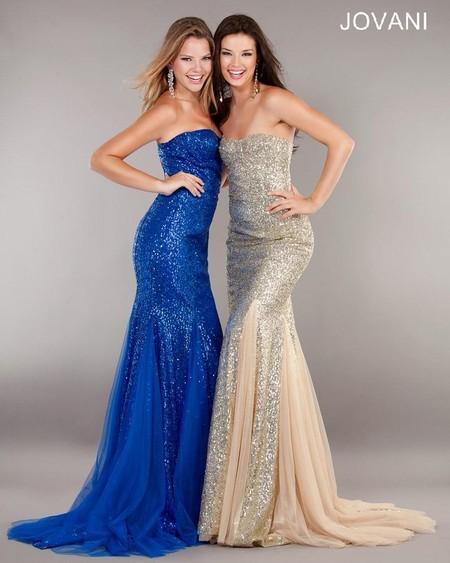 Коллекция платьев Jovani 2013 для самых торжественных событий — фото 15
