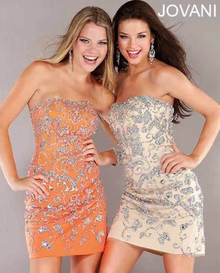 Коллекция платьев Jovani 2013 для самых торжественных событий — фото 45