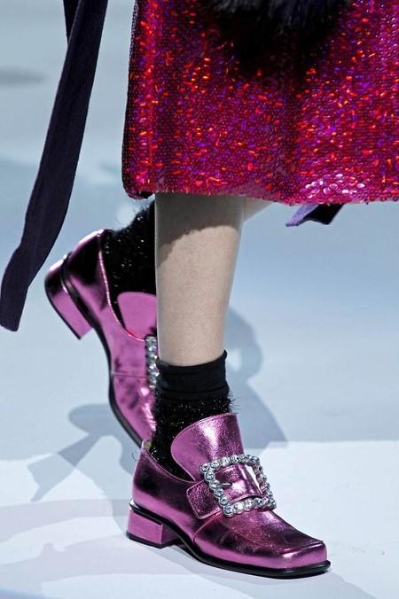 Модные «бездельники» - лоферы 2012 — фото 15