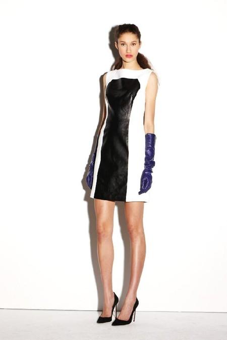 Кожаные брюки, юбки и платья Milly