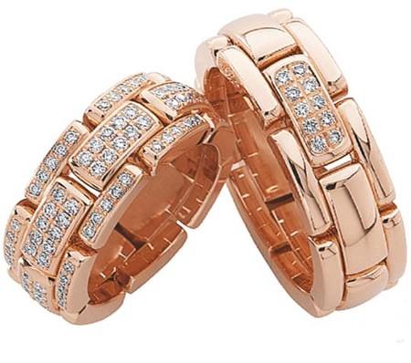 Окольцованные любовью: модные обручальные кольца 2013 — фото 10