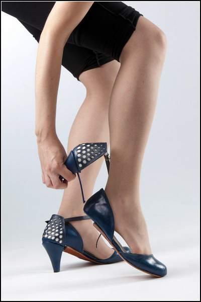 Универсальные туфельки от Даниэлы Бекерман