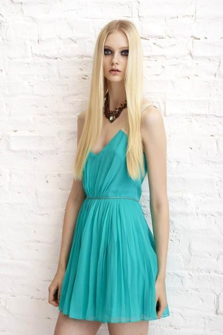 В ожидании тепла: женственная коллекция Erin Fetherston весна-лето 2013 — фото 15