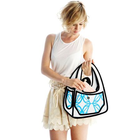Мультяшные или настоящие? Необычные сумки JumpFromPaper. — фото 4