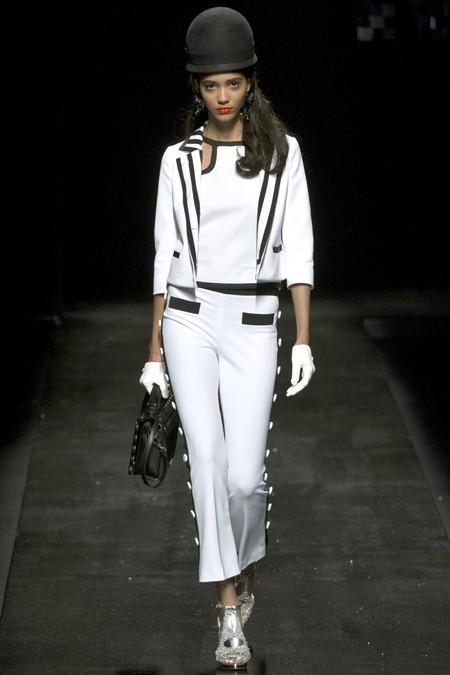 Военное наследие: брюки с лампасами в новой интерпретации — фото 11