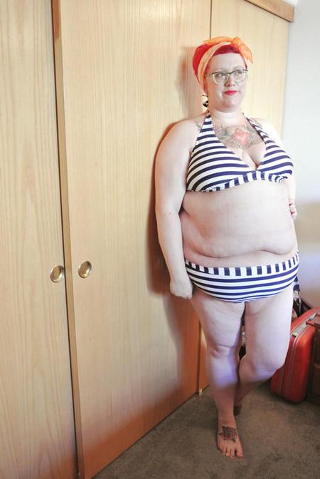 Жиркини – новый вид купальника для женщин чрезмерно весомых достоинств — фото 17