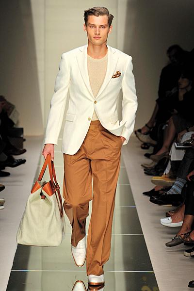 Мужские брюки лета 2011 — фото 5