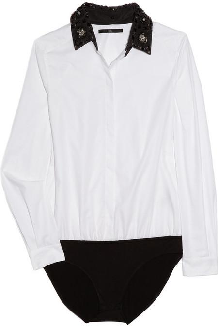 Боди-блузка: очередная модная новинка или действительно практичная вещь? — фото 10