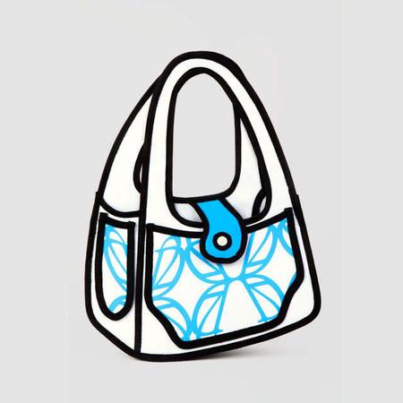 Мультяшные или настоящие? Необычные сумки JumpFromPaper. — фото 5