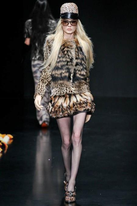 Больше! Больше яркости и цвета: модные принты зимы 2012-2013 — фото 24